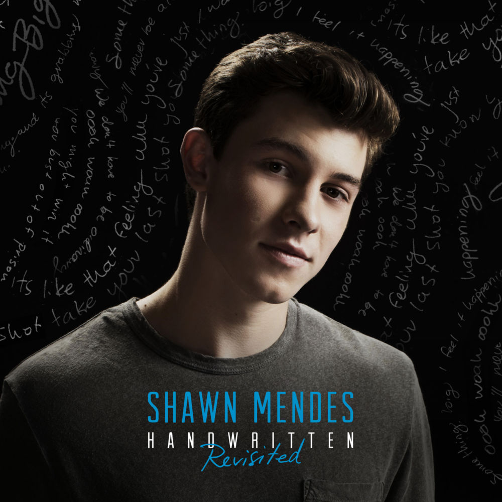 Shawn Mendes-Handwritten-Revisited
